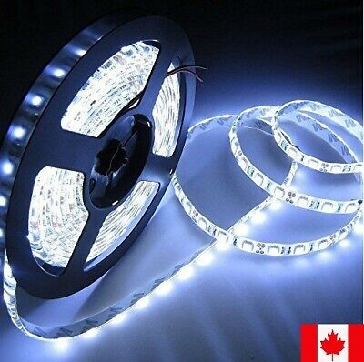 New Waterproof Super Bright 5M 3528 SMD 600 LED Flexible Strip light 12V White