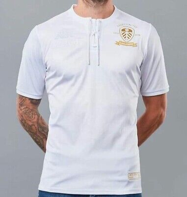 Leeds United Centenary Shirt 2019/20