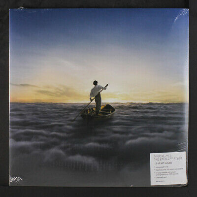 PINK FLOYD: The Endless River LP Sealed (2 LPs, 16 page booklet, gatefold cove