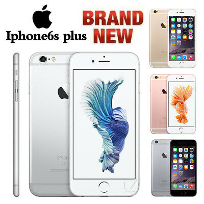 Hot !  Factory Unlocked APPLE iPhone 6s Plus+64GB 128G in Sealed Box IOS