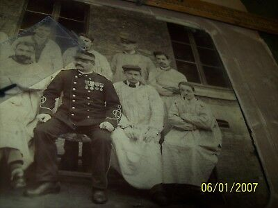 paris1896 horologist rare original photo watch clock makers remarkable survivor