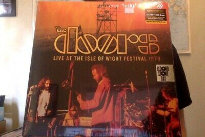 The Doors Live at the Isle of Wight Festival 1970 2xLP RSD Black Friday 2019 BF