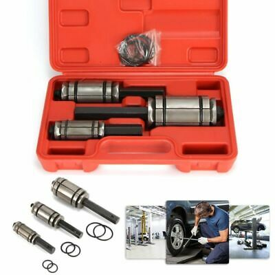 3PC Exhaust Tail Pipe Expander Kit Tool Set Custom Build Car with Carry Case