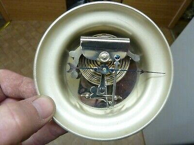 Good Aneroid Barometer Movement- Hand Working Fine (Sh) Free Post