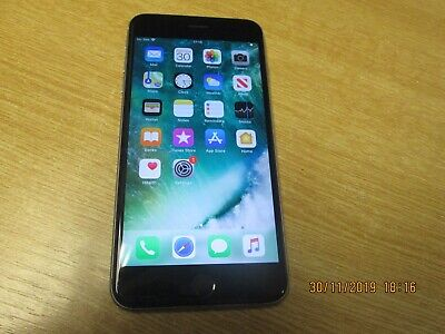 Apple iPhone 6s Plus - 64GB (Unlocked)  - Space Grey -Poor Condition  - D334
