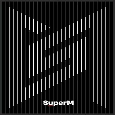 Superm The 1St Mini Album [United Ver.] Cd + Poster (Incl. 2 Custom Polaroids)