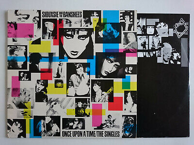 Siouxsie & The Banshees Once Upon A Time Polydor Pols 1056 Creatures Goth Inner