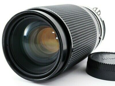 NEAR MINT Nikon Nikkor Ai-S 35-200mm f/3.5-4.5 AIS MF Zoom Lens From Japan