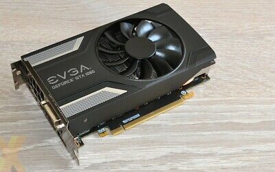 EVGA GeForce GTX 1060 Superclocked GAMING 6GB, ACX 2.0, guter Zustand