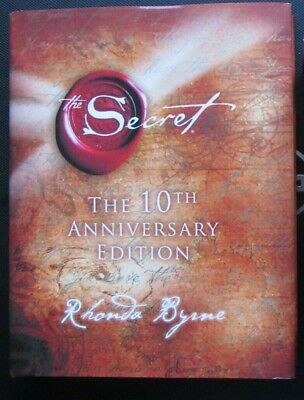 THE SECRET - THE 10th ANNIVERSARY EDITION by RHONDA BYRNE