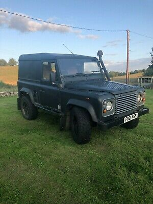 land rover defender 90 1989