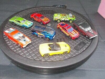 Job Lot Of 8 Assorted Old & New Hot Wheels 38-Used/Mint/Unboxed