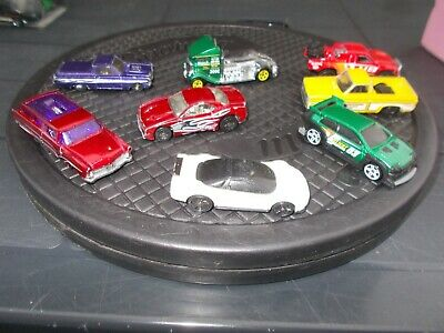 Job Lot Of 8 Assorted Old & New Hot Wheels 39-Used/Mint/Unboxed