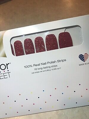 COLOR STREET Nail Strips A-Lister Holiday Collection - Free Shipping!