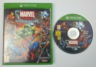 XBOX ONE 1 Game Marvel Pinball Epic Collection Vol 1