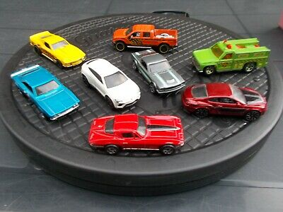 Job Lot Of 8 Assorted Old & New Hot Wheels 41-Used/Mint/Unboxed