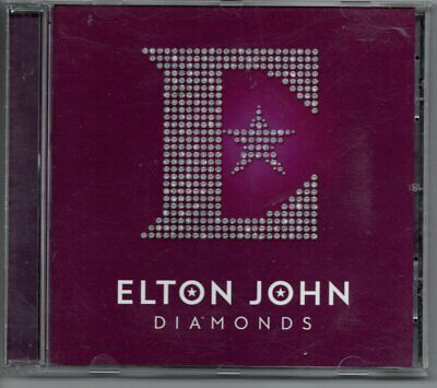 Elton John - Diamonds, CD UK 2018