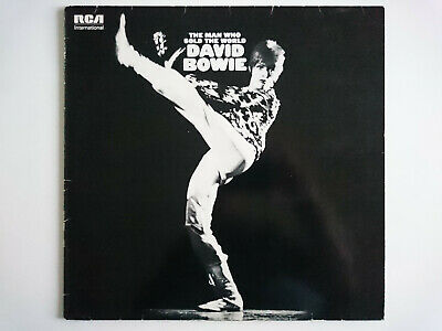 David Bowie Man Who Sold The World Rca International Nl 84654 Ziggy Stardust