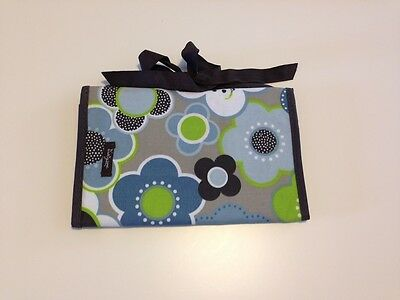 Thirty one fold N go organizer cosmetic in Harvest Floral 31 GIFT NO NOTEPAD
