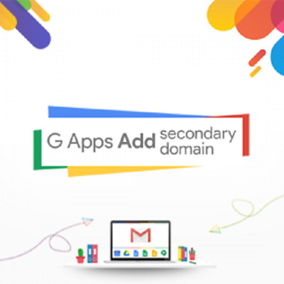 Add Secondary Domain G Suite Free edition or Google Apps Free edition (legacy)