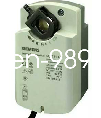 1PC New SIEMENS GQD121.1A Threaded Water Pipe Valve