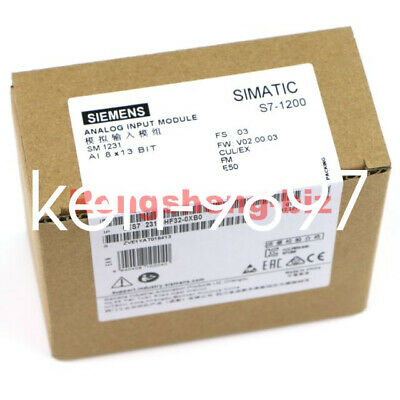 1PC New Siemens 6ES7 231-4HF32-0XB0 6ES7231-4HF32-0XB0 #RS8