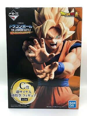Ichiban Kuji Dragon Ball THE ANDROID BATTLE with D Prize 4 Sets ART Towel Japan