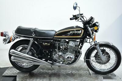 1977 Honda CB750K Four Unregistered US Import Runner Classic Very Clean Project
