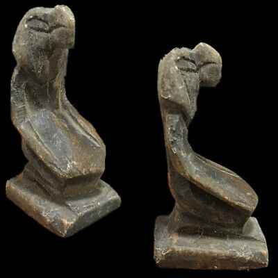 Egyptian Ibis Statue, Late Period 664 - 332 Bc (1)