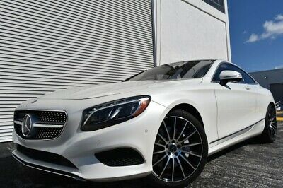 """2016 Mercedes-Benz S-Class S550 4MATIC COUPE 20"""" AMG WHEELS DISTRONIC BLI 2016 Mercedes-Benz S-Class S550 4MATIC COUPE 20"""" AMG WHEELS DISTRONIC BLIND SPOT"""