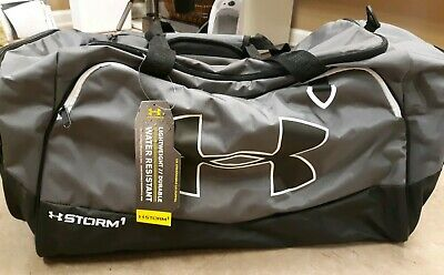 NEW!! Under Armour Duffle Bag Travel Luggage Sports $55 MSRP Boy Christmas Gift
