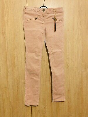 Brand New Needle Cord Trousers From Next  9 - 10 Yrs Bnwt