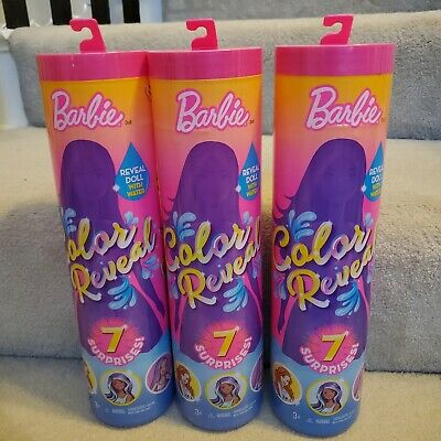 Barbie Color Reveal Doll 2019  Barbie Doll SHIPS SAME DAY- IN HAND