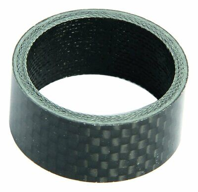 PROCRAFT Spacer Carbon 1 1/8 Zoll VE 10, 15 mm, carbon