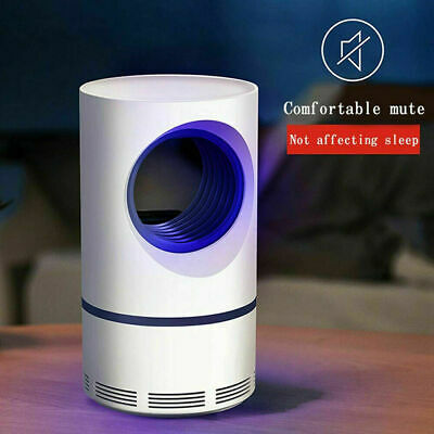 Electric Mosquito Killer USB LED Lamps Light Insect Repellent Fly Mosquito Trap