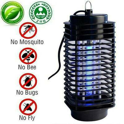 Electric UV Light Mosquito Killer Insect Grill Fly Bug Zapper Catcher Lamp
