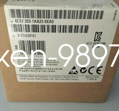 1PC Brand New IN BOX Siemens 6ES7253-1AA22-0XA0 #019