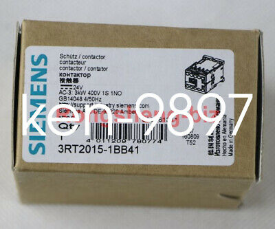 1PC Brand New In Box Siemens 3RT2015-1BB41 Contactor