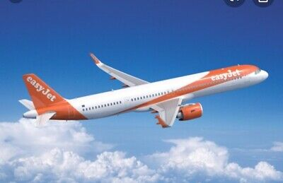 Easyjet Return Flight London To Hurghada 10th Dec