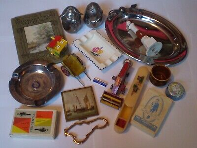 Highly Collectable Job Lot Of Vintage & Collectable Items