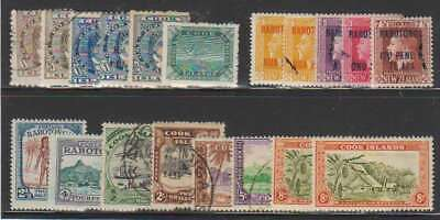 A6030: Better Cook Islands Stamp Collection; CV $200+