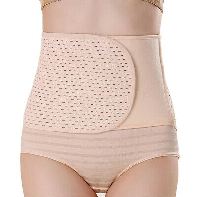 Deluxe Breathable Maternity Post Natal Slimming Belt After Pregnancy Wrap UK