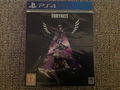 PS4 Fortnite Darkfire brand new and sealed