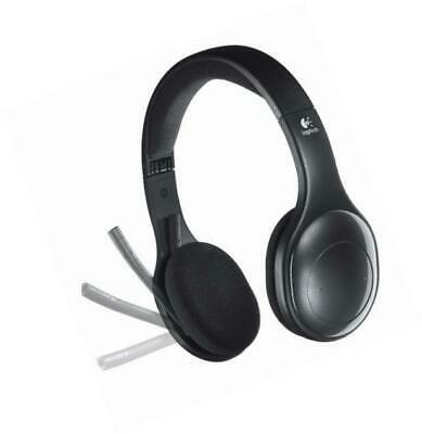 Logitech H800 Wireless Bluetooth Headset for PC Tablet Smartphone Noise-Cancel