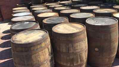 Reclaimed Oak Bourbon Whisky Barrels