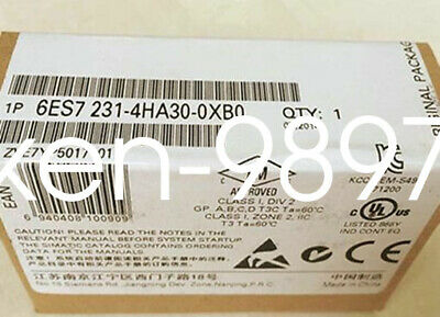 1PC Brand New Siemens 6ES7 231-4HA30-0XB0 SB1231 6ES7231-4HA30-0XB0 #RS8