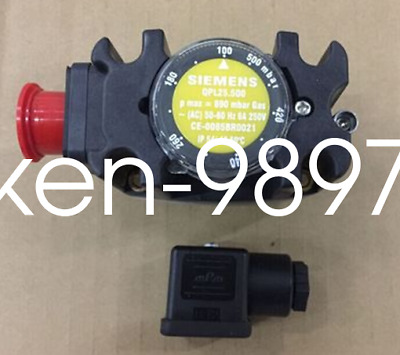1PC NEW Siemens Pressure Switches QPL25.500  #RS8
