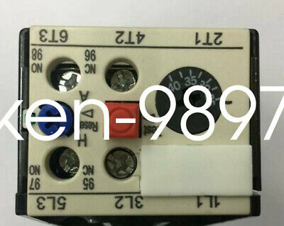 1PC New Siemens Thermal Overload Relay 3UA5940-2E 25-40A