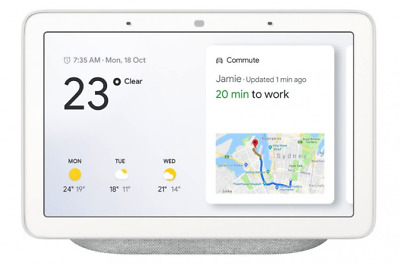BRAND NEW Google Nest Hub Chalk or Charcoal *FREE POST* AU Stock
