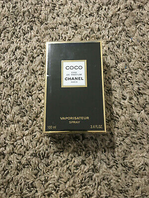 Chanel Coco 3.4 oz Women's Eau De Parfum Spray EDP Brand New in Box & Sealed